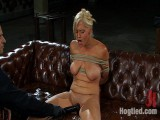 Amateur Casting Couch: Lacey Jane is one tough whore!