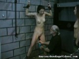 Undressed Tawny suspended