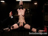 Young, Blonde, All Natural Suffering Doxy acquires a Full Dose of Brutality!!