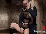 All Natural Darci Belle 1st Time Tied