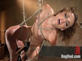 Rope Doxy Implores to Suffer in Extreme Slavery