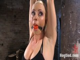 Lorelei Lee Submits in Brutal Submission with Grueling Pain!!!