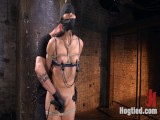 Dark brown MOTHER I'D LIKE TO FUCK Tormented in Bondage