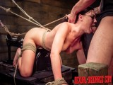 Nikki Bell Earns one greater amount Facial from her BDSM Master