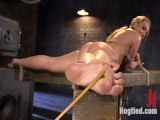 AJ Applegate Submits To Grueling Thraldom and Torture!!!