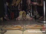 Spanish Bar turns into a Impure Fuck Party! – Part 2
