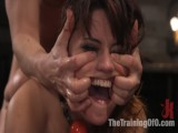 Trained For Dick: Serf Drilling Raquel Roper!